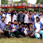 Armed Forces Day Cricket Tournament -2015