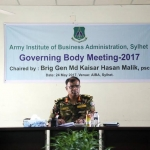 Second Meeting of Governing Body