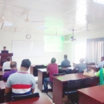 Orientation Program of MBA Batch 5